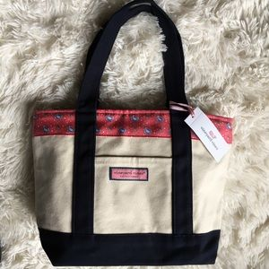 Vineyard Vines Small Canvas Totes NWT